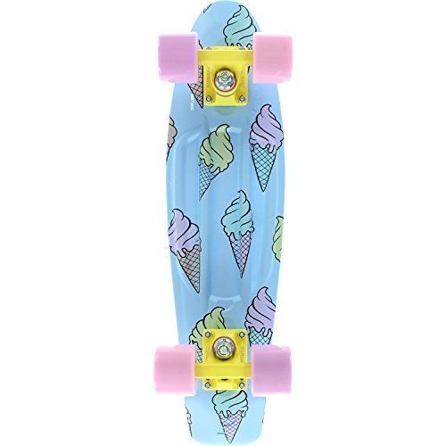 Penny Skateboards Ice Scream Glow 22 Complete Skateboard - 6 x 22 by Penny Skateboards. Penny Skateboards Ice Scream Glow 22 Complete Skateboard - 6 x 22.