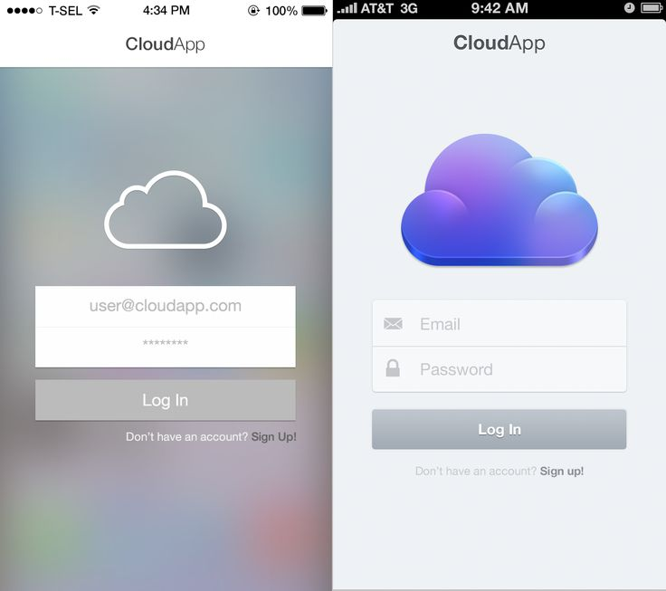 CloudApp iOS 7 Redesign http://dribbble.com/shots/1122534-Maybe?list=searchestag=ios_7
