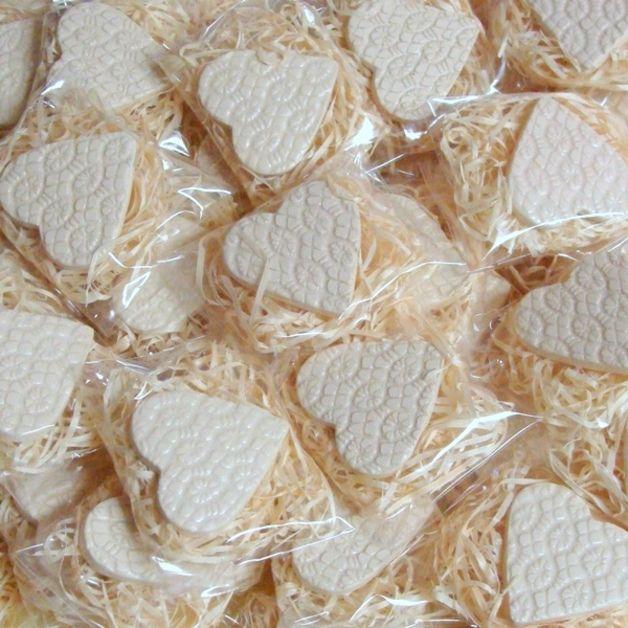 Podziękowania ślubne - magnesy ceramiczne ślub - AKoArt - Prezenty dla gości