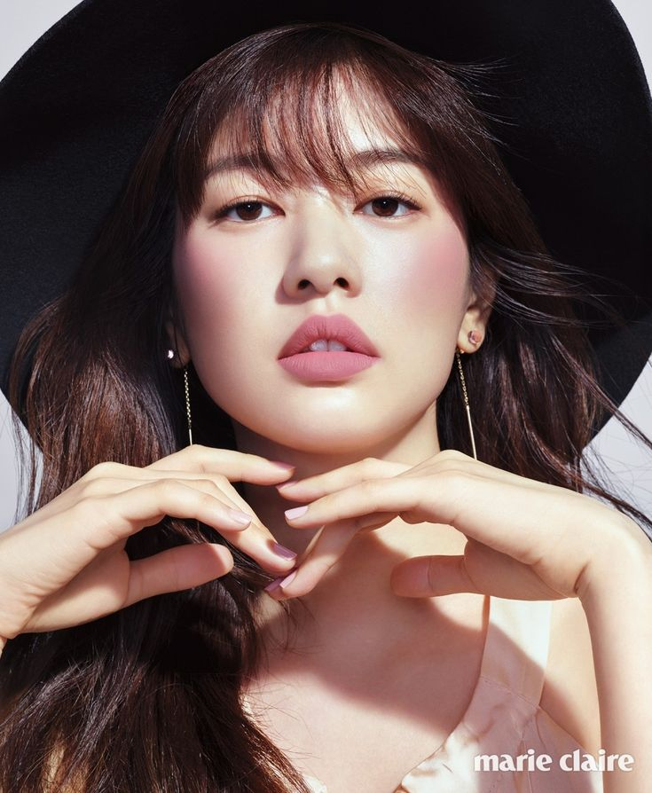 Jung So-min // Marie Claire Korea