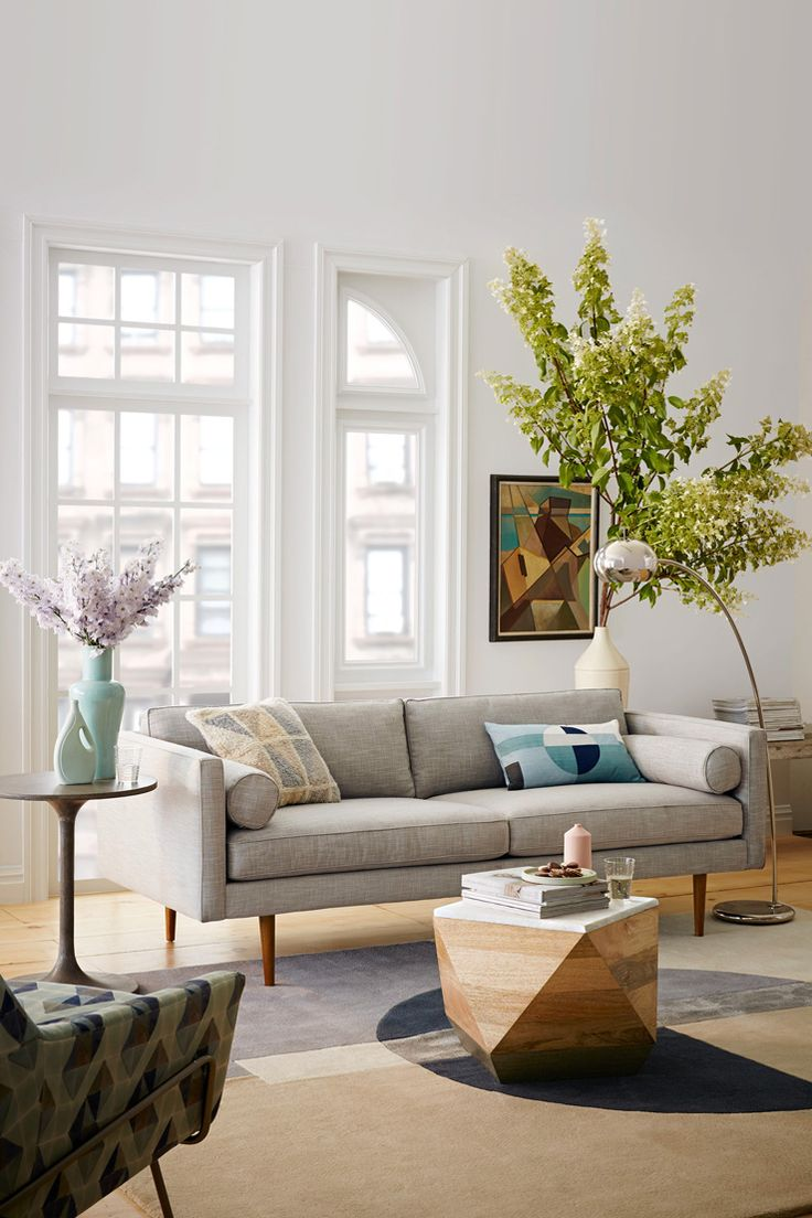 Wonderful West Elm Living Room Ideas Concept