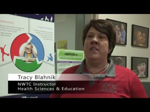 The Autism Technician technical diploma program prepares qualified individuals to work directly with persons with autism in a variety of settings including home and school. The Autism technical diploma is designed for behavior technicians, line therapists, child care teachers, paraeducators, teachers, parents, relatives and caregivers. Apply today! https://nwtc.edu/autism