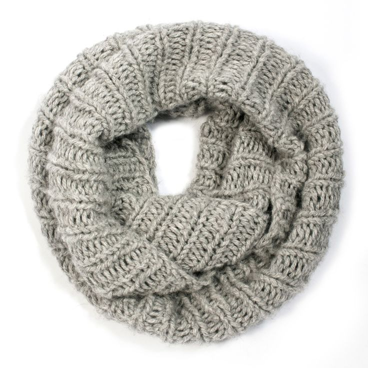 Beginner Snood in Toft Ulysses Chunky - New in Store ...