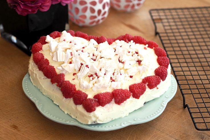 RECIPE - ETON MESS CAKE
