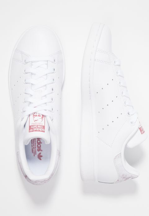 promo code bf24b d3743 adidas Originals STAN SMITH - EXCLUSIVE - Sneakers - footwear whitesilver  metallic - Zalando.se