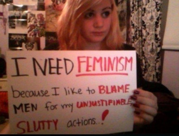 feminism hurts the modern woman This shows how opposing feminism hurts people of all genders but the origins of the modern anti-feminist movement many of the women hostile to feminism aren.