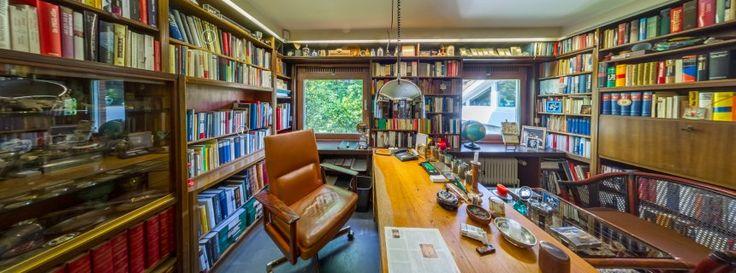 Hamburg-Langenhorn: Im Haus von Helmut und Loki Schmidt