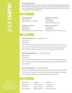44 best creative resume designs images on pinterest resume ideas