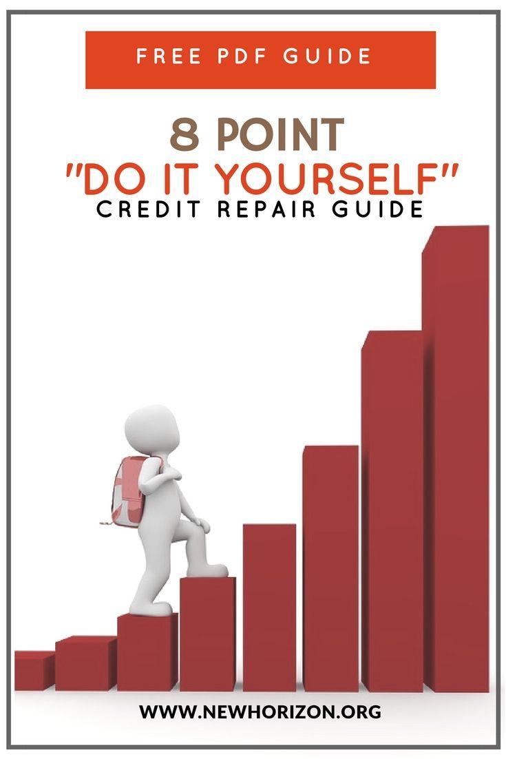 Best 25 free credit repair ideas on pinterest free credit free credit improvement tips 8 point do it yourself credit repair guide solutioingenieria Choice Image
