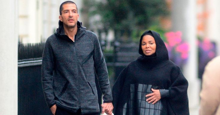 Janet is know for her out there stage shows but was recently seen sporting a more discreet look with her husband. Now the pair have split and we're left wondering what the singing sensation will do next