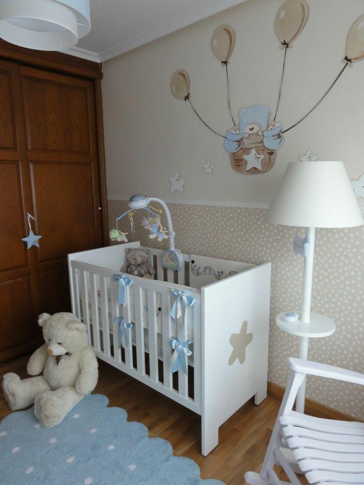 pintar habitacion de bebe