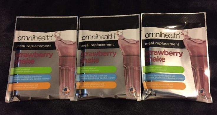 OmniHealth Strawberry 3 Day Meal Replacement System Vitamin & Mineral Rich Shake - http://health-beauty.goshoppins.com/dietary-supplements-nutrition/omnihealth-strawberry-3-day-meal-replacement-system-vitamin-mineral-rich-shake/