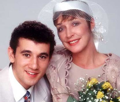 Just imagine the shock on't cobbles of Coronation Street when Deirdre Barlow's toyboy lover arrived in Weatherfield. Moroccan-born Samir Rachid was in love and despite all the obstacles in their way, he married Deirdre in 1994. Unfortunately, he died soon afterwards.