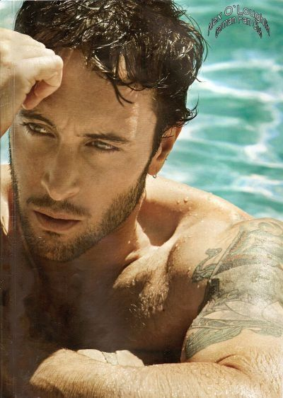 Alex O'Loughlin. Daily mens outfit from http://findgoodstoday.com/mensfashion