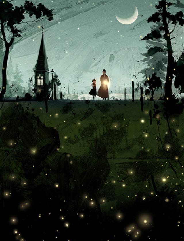Anne of Green Gables by Ji-Hyuc Kim a.k.a Hanuol