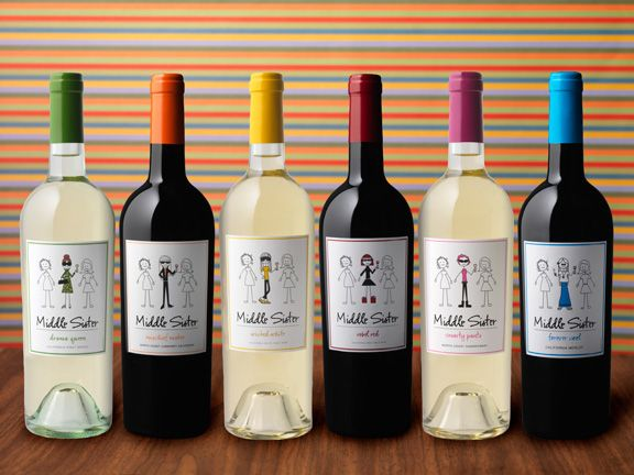 Middle Sister wines - which have you tried?