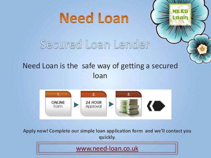Compare Secured Loans - MoneySuperMarket