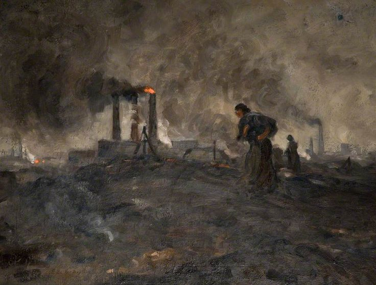 effects of industrialization on artist essay Free essay: in the late 18th century, many countries were slowly being  in fact,  the industrial revolution was a great inspiration for artists who lived in that time   we must first look at the agricultural revolution and the effects of enclosure as .