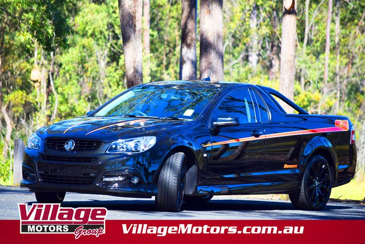 New Holden Sandman here now!