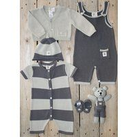 Knitted Cotton Boys $140 Gift Set