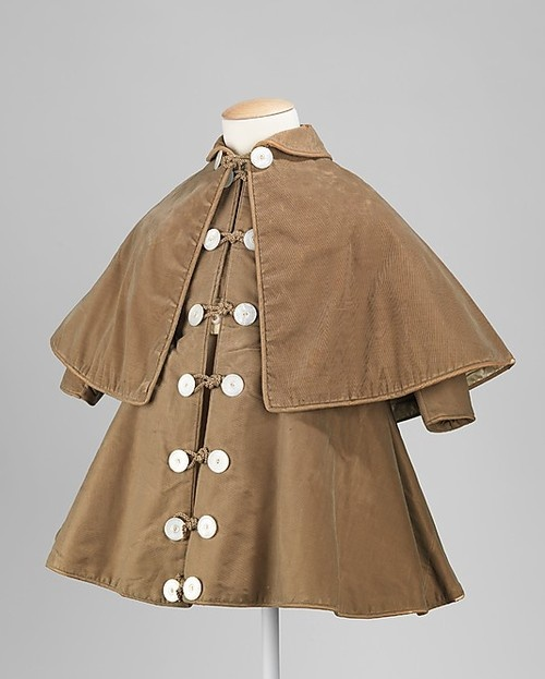 Child's Coat  1895-1905  The Metropolitan Museum of Art
