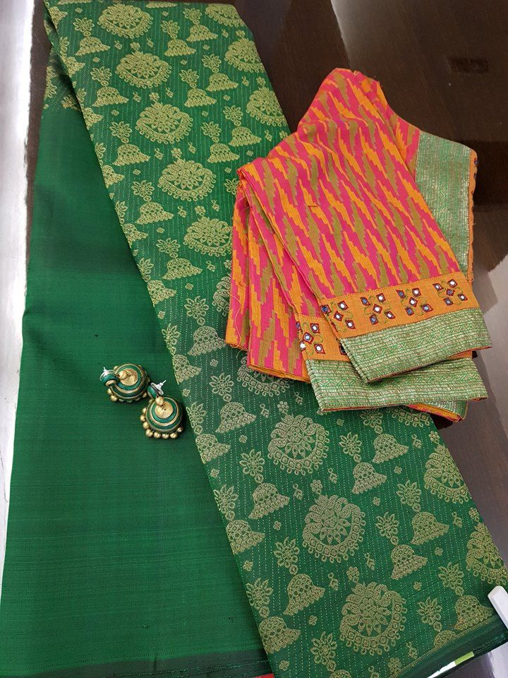 Artistic Saree Designs