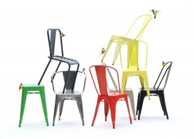 17 mejores imágenes sobre Sillas Tolix - Tolix chairs en Pinterest ...