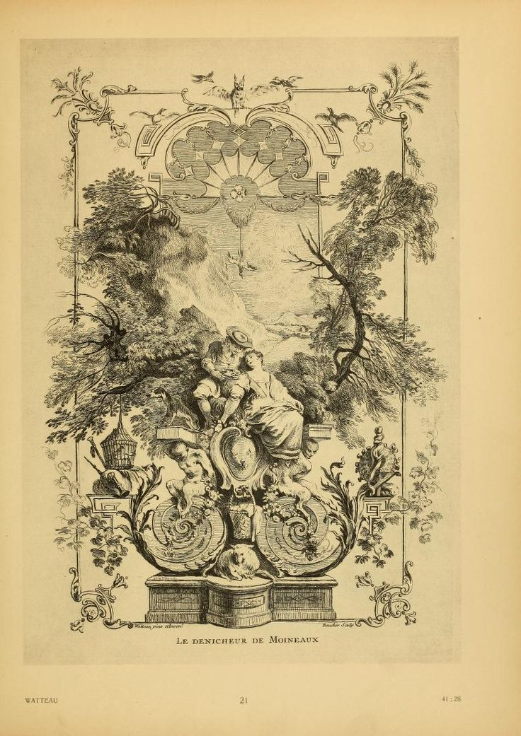 Le style Louis XV 1920 (LINK=>DOWNLOAD IMAGE AND FREE ...