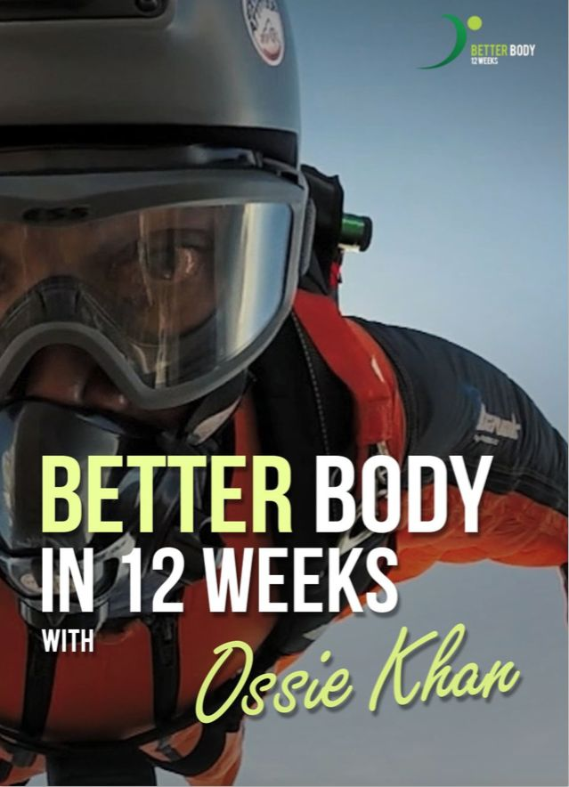 Check out our skydiving coach Ossie Khan: http://betterbody12weeks.com/about-ossie-khan/