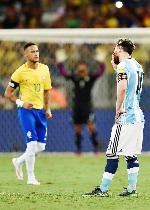 Brazil vs Argentina 3-0