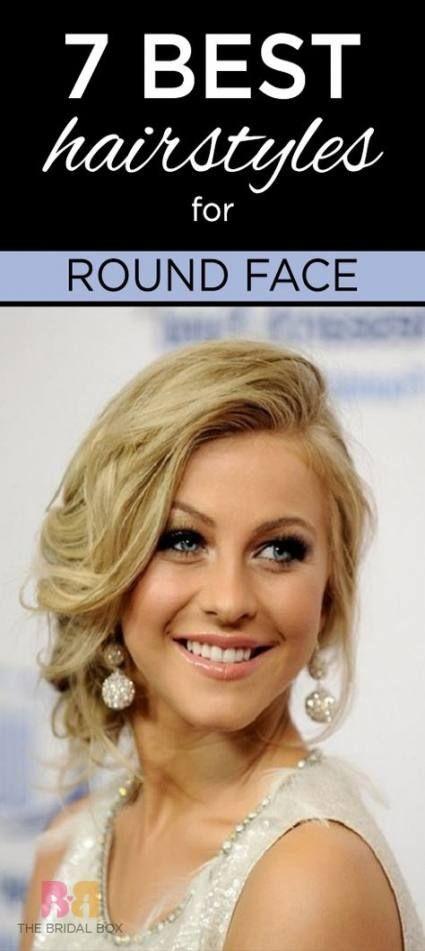 Hochzeit Make-up rundes Gesicht locken 57 Ideen – #gesicht #hochzeit #ideen #locken #Makeup …