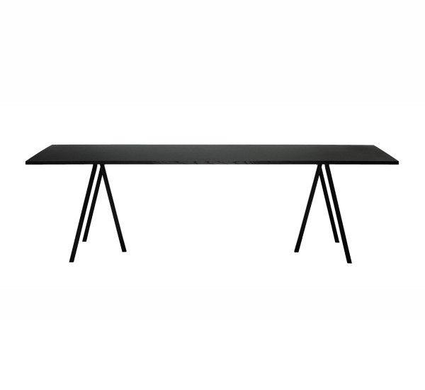 Oltre 25 fantastiche idee su tavoli in legno su pinterest - Cavalletti in legno per tavoli ...