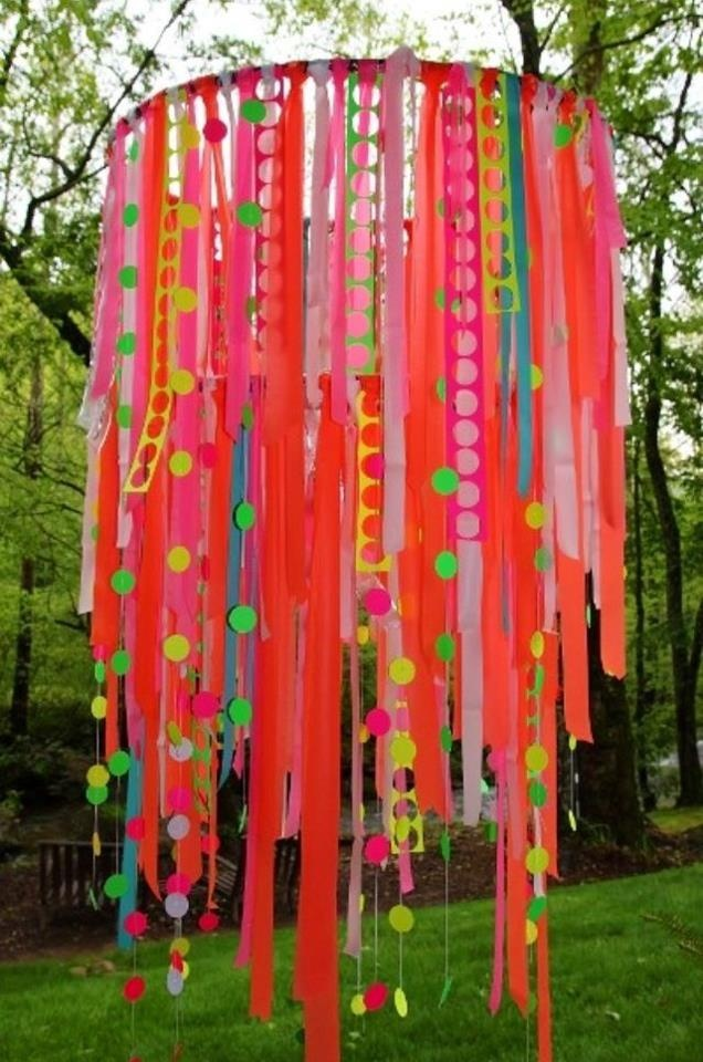 These can be so pretty and a great family project!