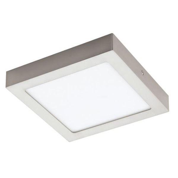 Imaginea Plafoniera LED Eglo Fueva1 22W nichel 3000k, 94528 http://www.etbm.ro/plafoniera-led-eglo-fueva1-22w-nichel-3000k-94528