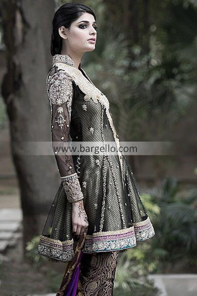 D4487 Designer Elan Party Evening Collection 2013 Blackburn UK, Pakistani Wedding Outfits Blackburn UK Dresses