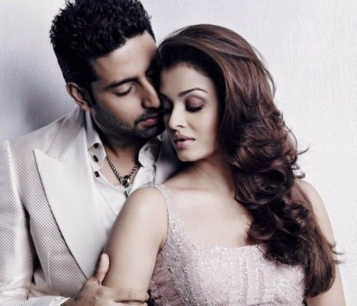 Aishwarya Rai Bachchan & Abhishek Bachcan Photo Shoot