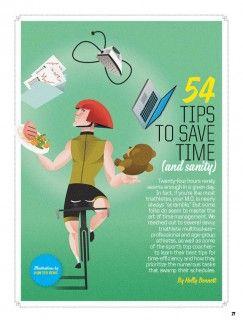 Sneak Peek: Triathlete Magazine August 2014 Issue