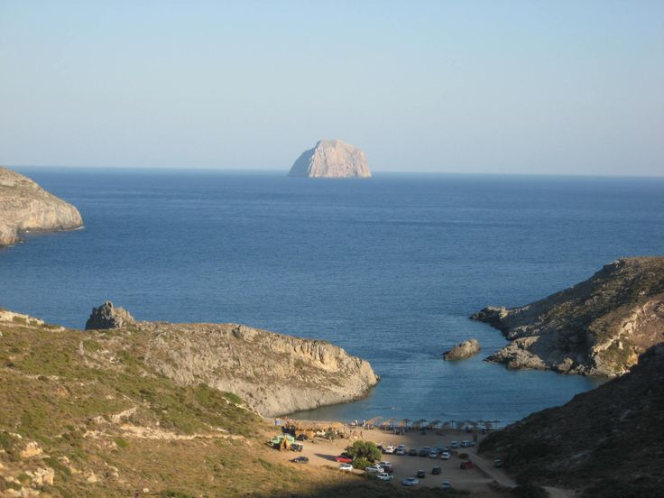 Melidoni beach, Kythera
