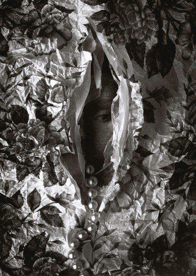 The Tear, from the series The Seer & The Seen by Paul Kilsby #paulkilsby #nickyakehurst #akehurstcreativemanagement