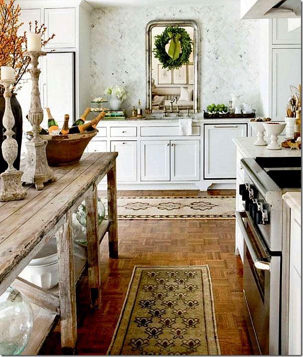 Pretty Cottage Kitchen: 179 Best Images About Farmhouse Decorating On Pinterest