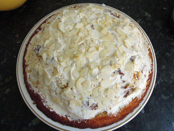 """Семейный рецепт  Самый вкусный торт на свете.""""Нона"""" (""""Гагаринский"""")"""