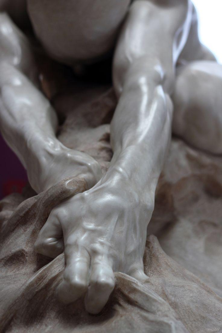 Marble hands