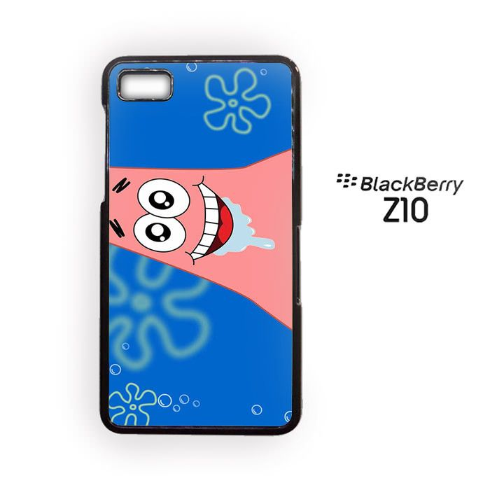 Patrick Star for Blackberry Z10/Blackberry Q10 Phonecases