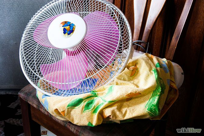 How to Make a Fan Fort: 6 Steps (with Pictures) - wikiHow