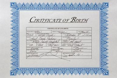 How to Get a Certified Copy of Your Birth Certificate