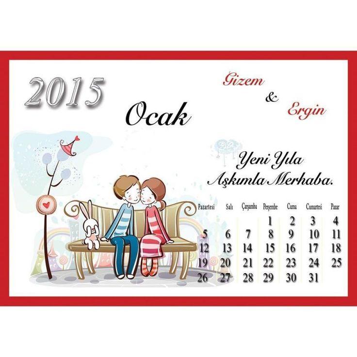 2015 sizin yılınız olsun.. 2015 aşk yılı olsun.. http://hediye.com.tr/main/0/15347/kisiye-ozel-2015-ask-takvimi.html