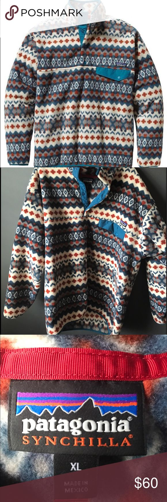 NWOT Patagonia Synchilla Jacket New Never Worn men's Patagonia synchilla jacket!!!! Size XL Patagonia Jackets & Coats
