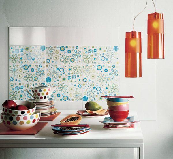 Oltre 1000 idee su piastrelle verdi su pinterest - Piastrelle verdi ...