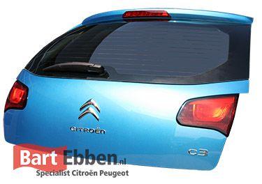 Repareer achterschade met een tweedehands Citroen achterklep: https://bartebben.nl/map/citroen-peugeot-achterklep-tweedehands-met-garantie.html #kofferklep #Autoschade #GebruikteOnderdelen #Autoonderdelen #Carrosseriedelen #Citroën