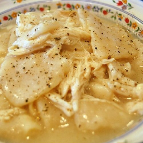 Secret Copycat Restaurant Recipes – Cracker Barrel Chicken n Dumplins Recipe.